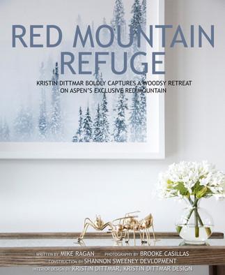 CVLUX Jan/Feb 2017 Red Mountain Refuge