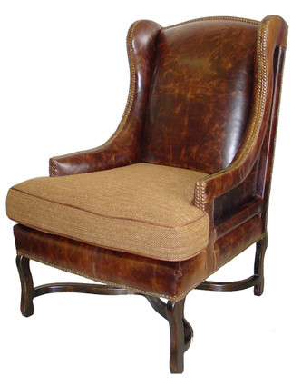 W9062 Yale Wingback Chair