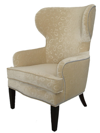W9095 Worth Wingback Chair