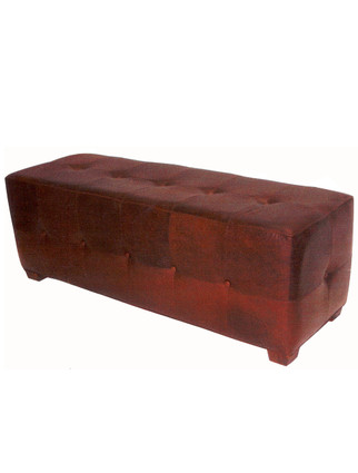 5408 Tufted Cubed Bench