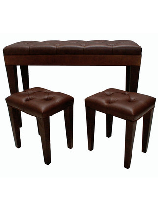 5329 Spider Console Table and Stools