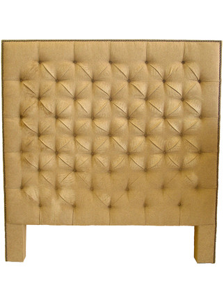 7023 Tufted Boxed Headboard