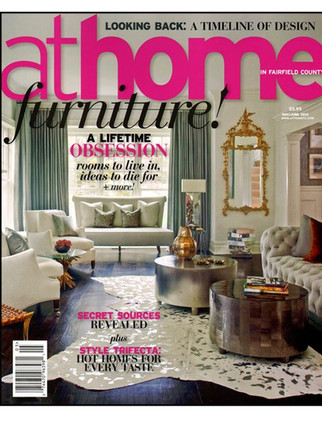 At Home Magazine May/June 2013