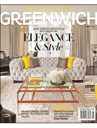 Greenwich Magazine September/October 2014