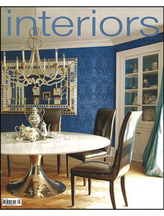 Interiors Magazine  May 2011