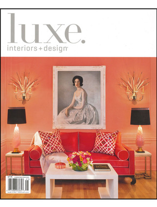 Luxe Magazine January 2012