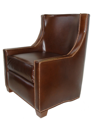 W9097 Copper Mountain Wingback Chair