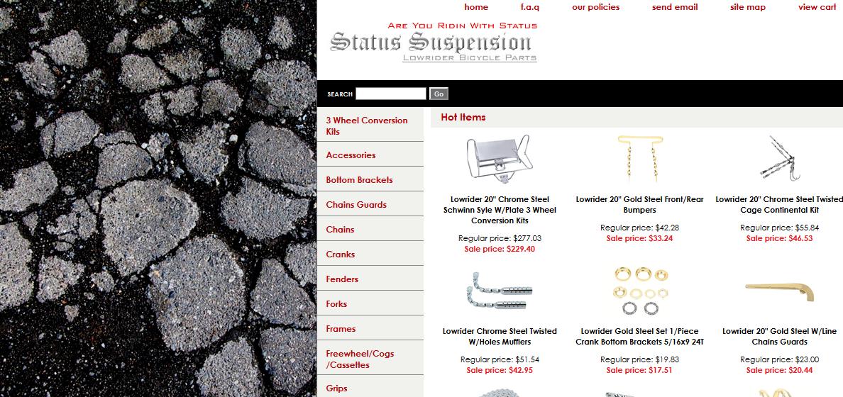 Status Suspension