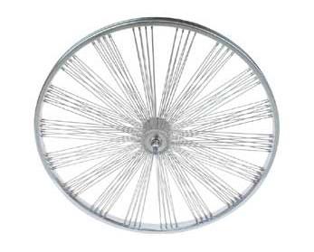 Fan 144 Spoke Free 26 Chrome Lowrider Wheels Fan 144 Spoke Free