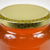 Embossed Honey Jar - Large