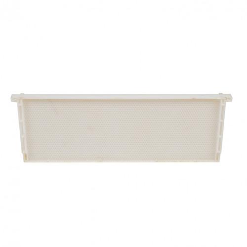 Plastic Medium Frame - White 10pk