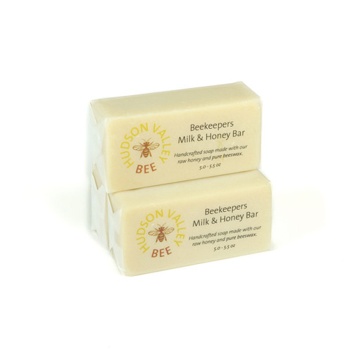 Beekeepers Milk & Honey Soap - Set of Three Bars