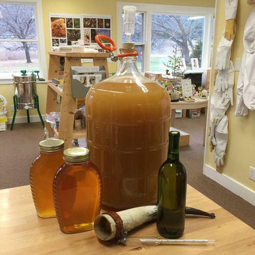 Mead Making Workshop with Jorik - December 2, 2017 - Sold Out