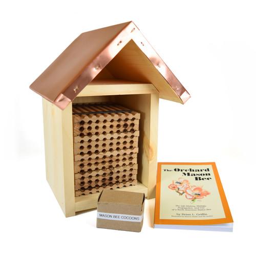 Mason Bee Kit - Large