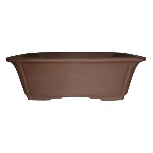 Unglazed Rectangle Container - CUPG58-12