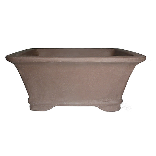 Unglazed Rectangle Container - CUPG93-12