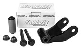 "'86-'07 FORD/MAZDA 2.5"" REAR SPRING SHACKLE KIT"