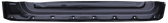 '85-'98 FRONT INNER DOOR BOTTOM, PASSENGER'S SIDE