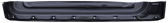 '85-'98 FRONT INNER DOOR BOTTOM, DRIVER'S SIDE