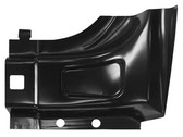 '99-'15 LOWER REAR DOOR PILLAR, DRIVER'S SIDE