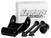 '97-04 FORD REAR LEAF SPRING SHACKLE KIT