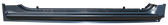 04-12 COLORADO EXTENDED CAB ROCKER PANEL, RH