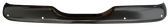 1960-1966 Chevrolet and GMC stepside rear bumper, paint to match