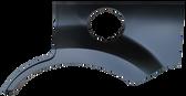 2008-2012 Ford Escape rear wheel arch w/o molding holes, LH