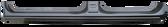 2009-2014 Ford F-150, crew cab, rocker panel, LH