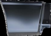 2002-2005 Ford Explorer rear lower quarter panel section, LH
