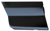 '87-'96 F150 REAR LOWER SECTION OF FRONT FENDER, LH