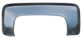 1979-1987 Chevrolet and GMC stepside pickup rear fender passenger's side with square fuel opening