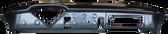 1955-1959 chevrolet pickup full dash panel
