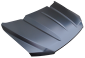2015-2016 Ford F-150 custom aluminum cowl induction hood