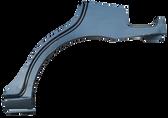 2000-2005 Hyundai Accent 5dr H/B rear wheel arch, driver's side (CANADIAN model)