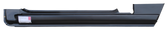 1982-1991 Mitsubishi Montero 2dr rocker panel, driver's side