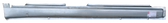 11/1993-1997 Volkswagen Passat rocker panel, passenger's side