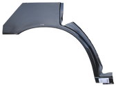 1988-1992 Mazda 626 sedan rear wheel arch, passenger's side