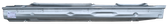 1999-2005 BMW 3-Series (E46) rocker panel, driver's side