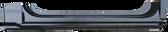 2009-2014 F150 standard cab rocker panel, driver's side