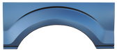 2009-2014 F150 rear upper wheel arch w/o molding holes passenger's side