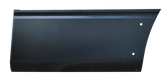 2004-2014 F150 front lower quarter panel section for 6.5' bed, with molding holes, driver's side