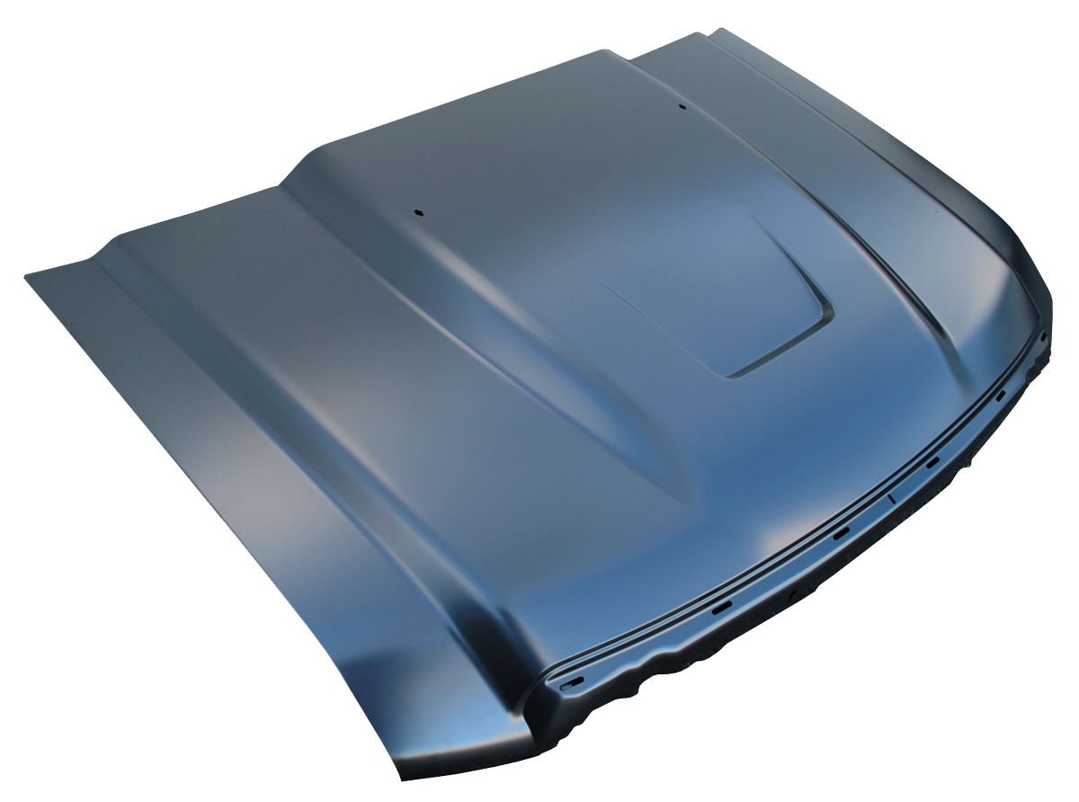 Cowl Induction Pan : Cowl induction hood nd design key parts inc