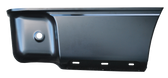 2009-2014 F150 REAR LOWER BED SECTION WITHOUT MOLDING HOLES, PASSENGER'S SIDE