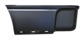 2004-2008 F150, FLEETSIDE, REAR LOWER QUARTER PANEL SECTION, LH