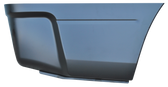 """2009-2017 RAM P/U rear lower bed section for 96"""" bed, passenger's side"""