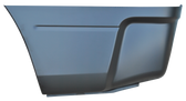 """2009-2017 RAM P/U rear lower bed section for 66.5"""" or 74.25"""" bed, driver's side"""