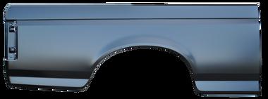1987-1996 F-150 6' bedside skin, passenger's side