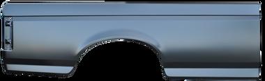 1987-1996 F-150 8' bedside skin, passenger's side