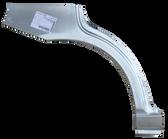 2007-2008 Honda Fit passenger's rear wheel arch panel